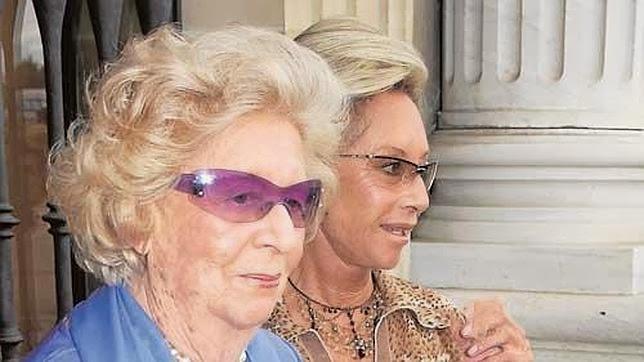Fallece la Duquesa de Medinacili: Decimos adiós a una Grande de España