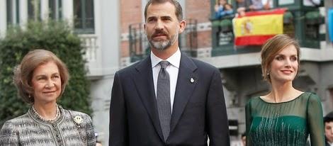 El Protocolo de los Premios Príncipe de Asturias