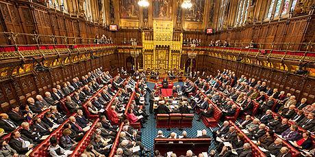 La apertura del Parlamento británico en 2015 y su protocolo